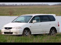 Honda Odyssey 2001 отзыв автора   Дата публикации 17.12.2016.