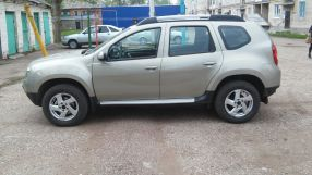 Renault Duster, 2015