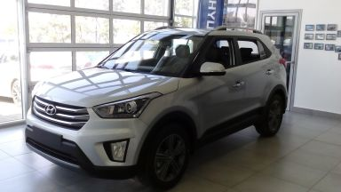 Hyundai Creta, 2016