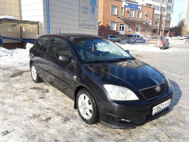 Toyota Corolla, 2004