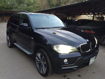 BMW X5 2007 - отзыв владельца