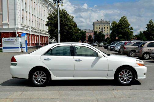 Toyota Mark II 2004 - отзыв владельца