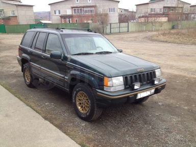 Jeep Grand Cherokee, 1994