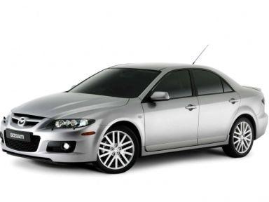 Mazda Mazda6 MPS 2006 отзыв автора | Дата публикации 22.12.2016.