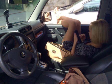 Suzuki Jimny 2008 - отзыв владельца