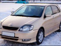 Toyota Allex, 2002