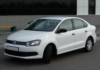 Volkswagen Polo 2013 отзыв автора | Дата публикации 26.12.2016.