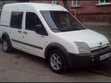 Ford Tourneo Connect, 2002