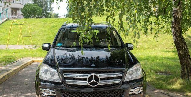 Mercedes-Benz GL-Class 2008 - отзыв владельца