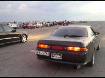 Toyota Cresta 1995 - отзыв владельца