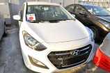 Hyundai i30. POLAR WHITE (PYW)