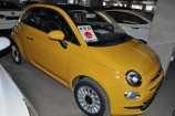 Fiat 500. ЖЁЛТЫЙ (712)