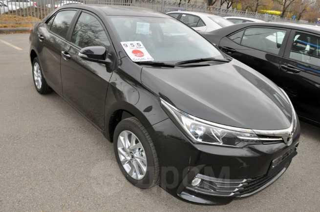 Toyota Corolla, 2016 год, 1 197 000 руб.