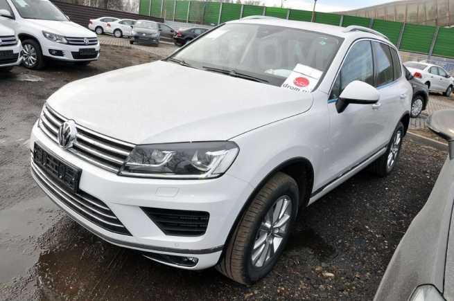 Volkswagen Touareg, 2016 год, 3 396 000 руб.