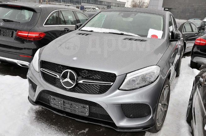 Mercedes-Benz GLE Coupe, 2016 год, 6 027 941 руб.