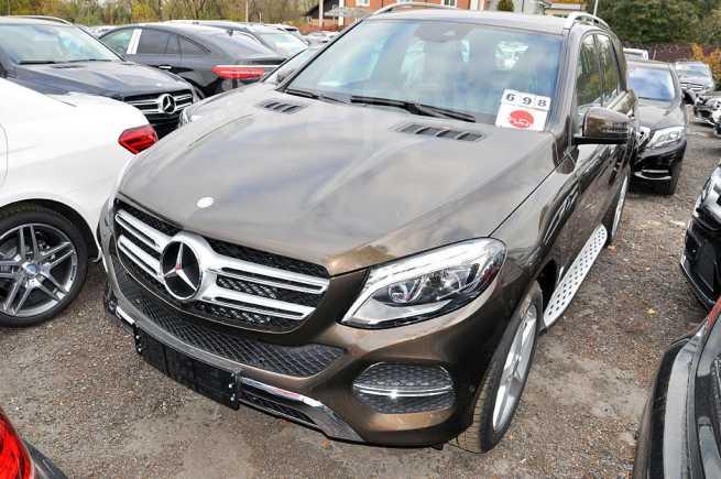Mercedes-Benz GLE, 2016 год, 4 565 000 руб.
