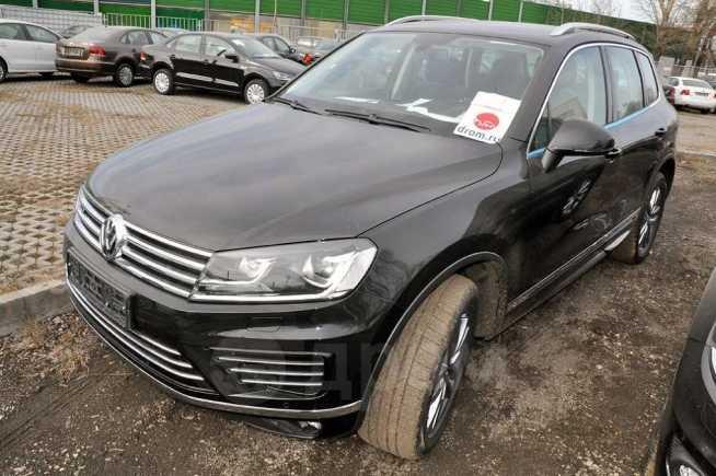 Volkswagen Touareg, 2016 год, 3 363 500 руб.