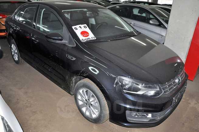 Volkswagen Polo, 2016 год, 870 890 руб.