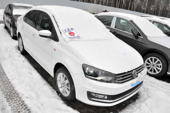 Volkswagen Polo, 2016 год, 788 490 руб.