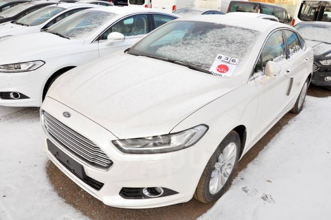 Ford Mondeo, 2016 год, 1 884 000 руб.