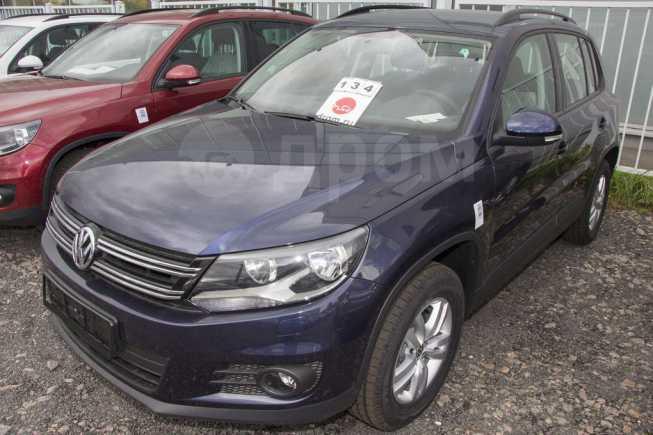 Volkswagen Tiguan, 2016 год, 1 196 670 руб.