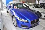 Jaguar XF. ULTRA BLUE