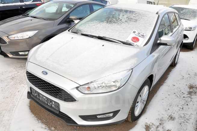 Ford Focus, 2016 год, 1 048 000 руб.