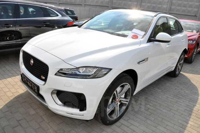 Jaguar F-Pace, 2016 год, 5 290 000 руб.