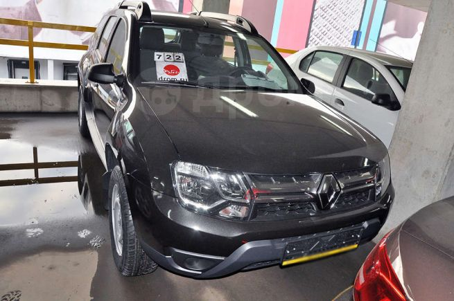 Renault Duster, 2016 год, 835 970 руб.
