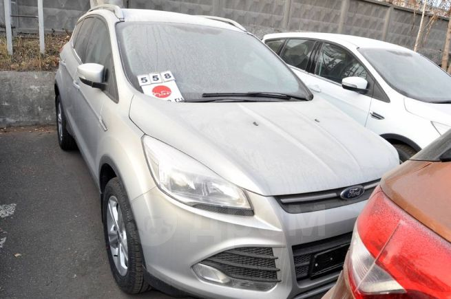 Ford Kuga, 2016 год, 1 619 000 руб.