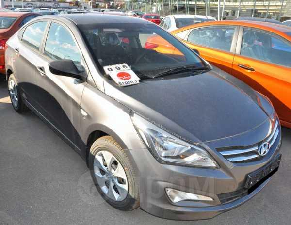 Hyundai Solaris, 2016 год, 713 400 руб.
