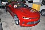 Chevrolet Camaro. КРАСНЫЙ МЕТАЛЛИК(CRYSTAL RED TINTCOAT)