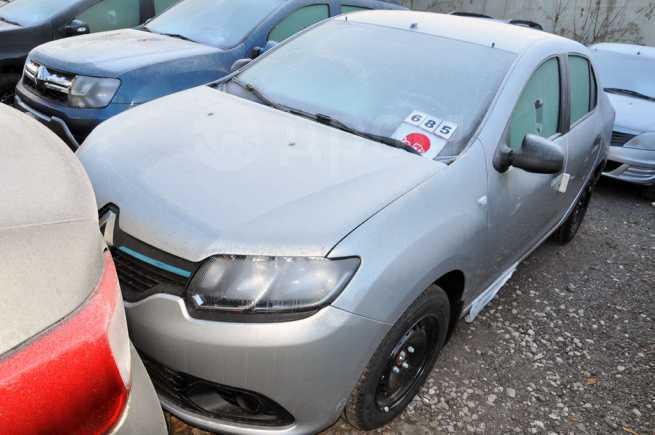 Renault Logan, 2016 год, 591 870 руб.