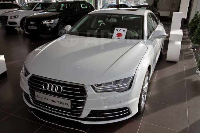 Audi A7, 2016 год, 4 211 111 руб.