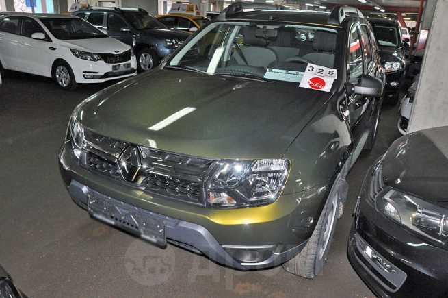 Renault Duster, 2016 год, 914 960 руб.