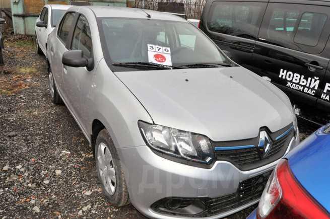 Renault Logan, 2016 год, 584 970 руб.