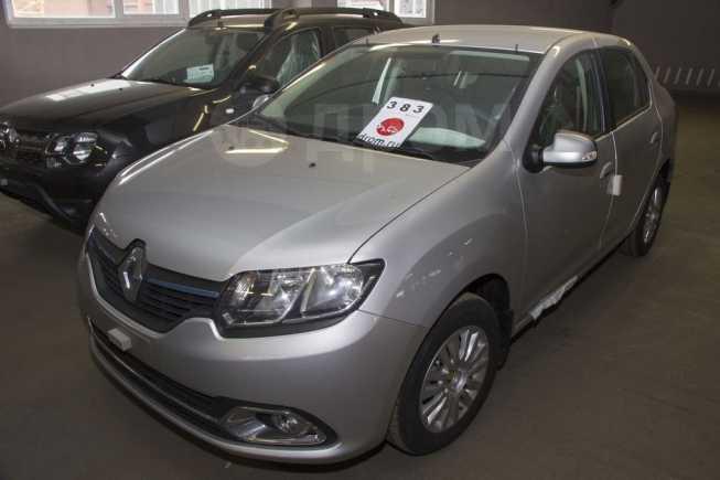 Renault Logan, 2016 год, 774 392 руб.