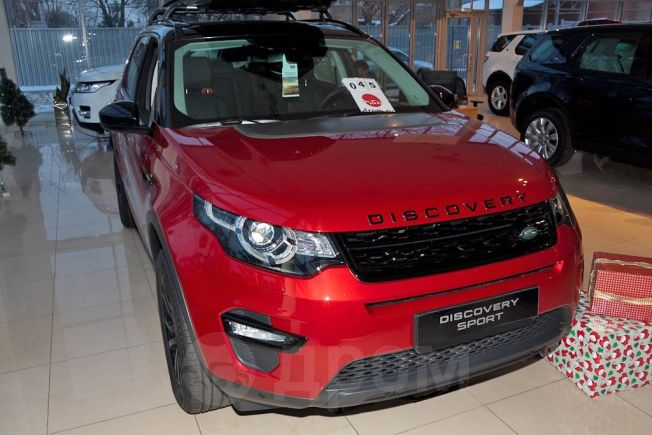 Land Rover Discovery Sport, 2015 год, 3 422 800 руб.