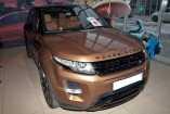 Land Rover Range Rover Evoque. ОРАНЖЕВО-КОРИЧНЕВЫЙ (ZANZIBAR)
