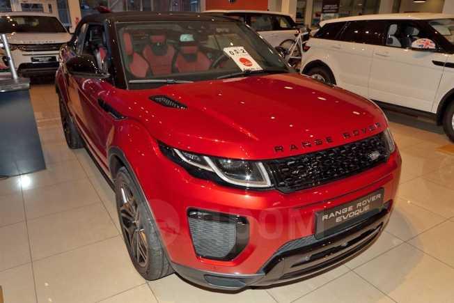 Land Rover Range Rover Evoque, 2016 год, 4 946 100 руб.
