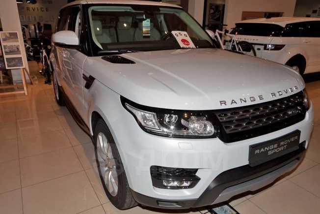 Land Rover Range Rover Sport, 2016 год, 5 737 300 руб.
