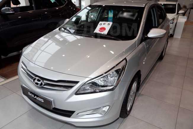 Hyundai Solaris, 2016 год, 831 400 руб.