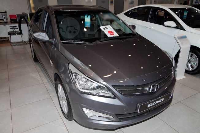 Hyundai Solaris, 2016 год, 805 400 руб.