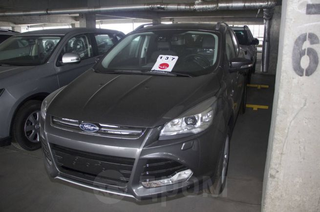 Ford Kuga, 2016 год, 2 019 000 руб.