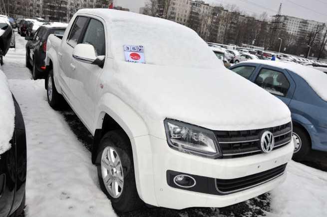 Volkswagen Amarok, 2016 год, 3 111 000 руб.