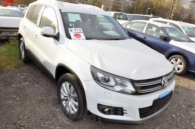 Volkswagen Tiguan, 2016 год, 1 464 820 руб.