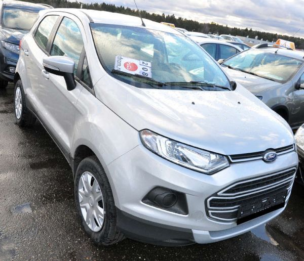 Ford EcoSport, 2016 год, 1 032 000 руб.