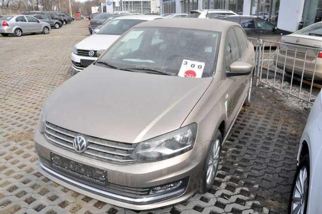 Volkswagen Polo, 2016 год, 793 890 руб.