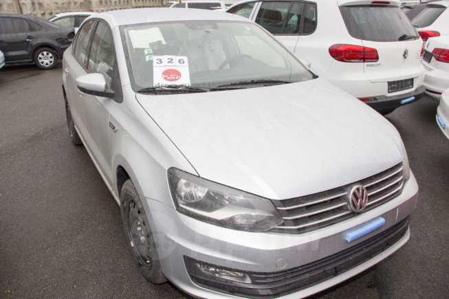 Volkswagen Polo, 2016 год, 771 080 руб.