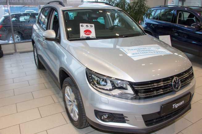 Volkswagen Tiguan, 2016 год, 1 446 660 руб.